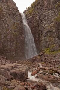 Njupeskär, Norra Dalarna