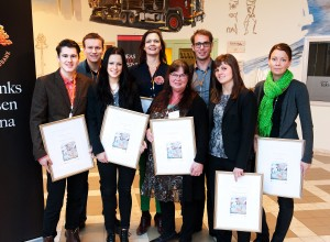 Dalastipendiaterna 2012